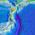 Atlantic-trench
